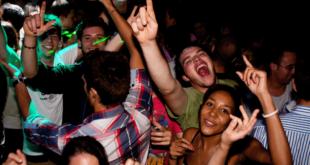 dance club party theme