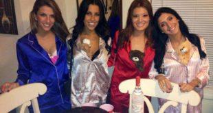 pajama party theme