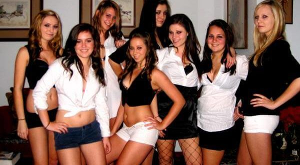 CEOs and Office Hoes Party Theme