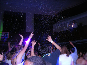 black light party theme