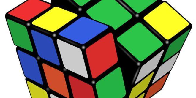 rubiks cube party theme