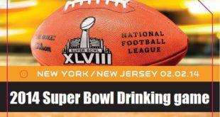 super bowl drinking game