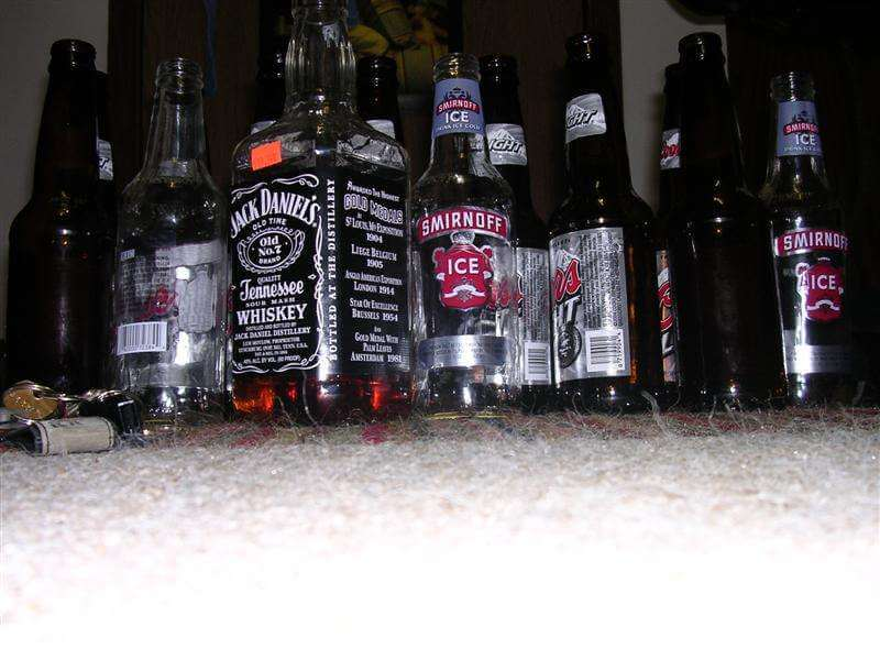 Alcoholics Anonymous Party Theme