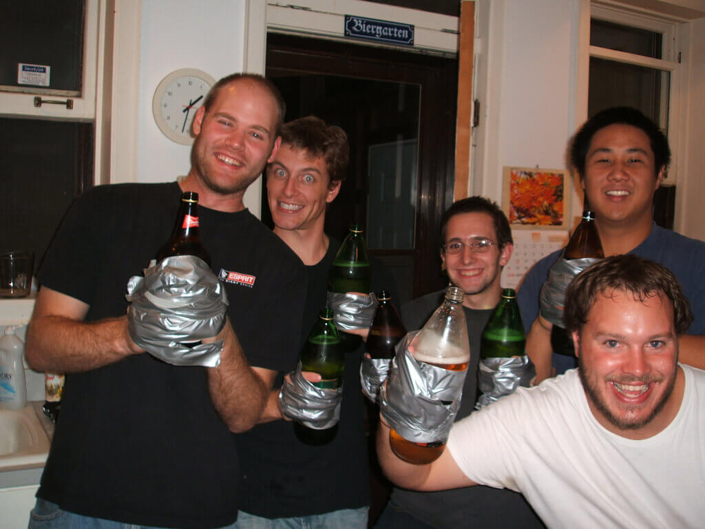 edward 40 hands party theme