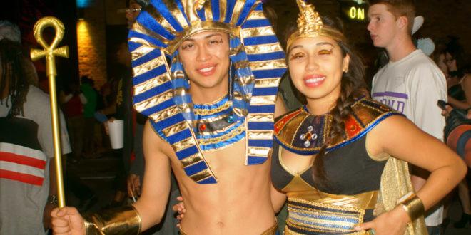 King Tuts and Egyptian Sluts Party Theme