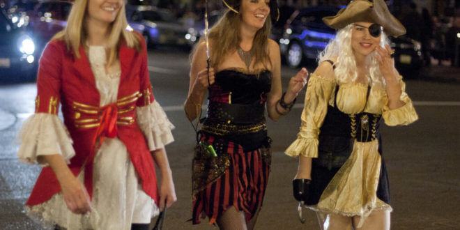 Pirates and Wenches Party Theme