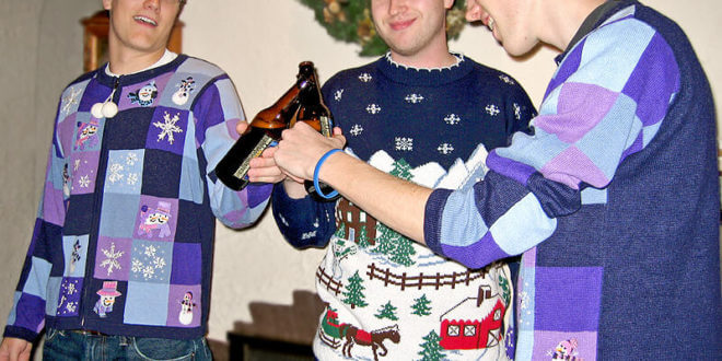 ugly sweater party theme
