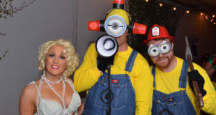 Celebrity Scandals Themed Party