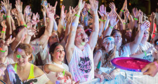 College Paint Party